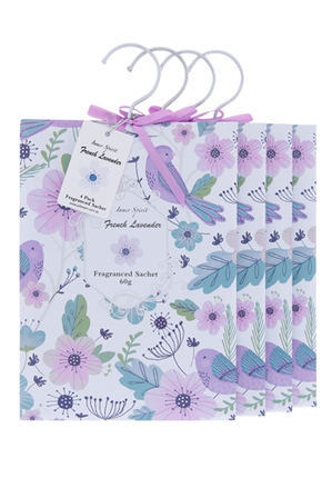 Inner Spirit - Liberty Bloom Scented Hanging Sachet