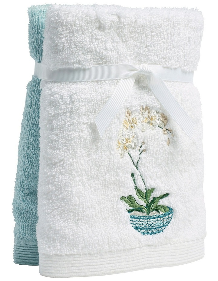 Orchid Hand Towel Pack image 2
