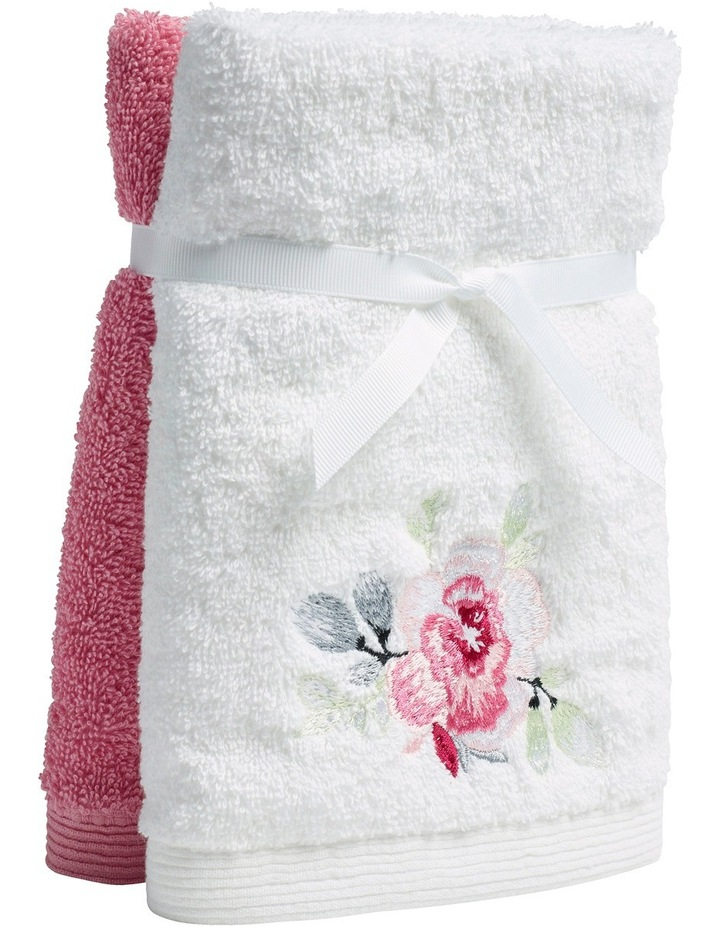 Rose Hand Towel Pack image 1
