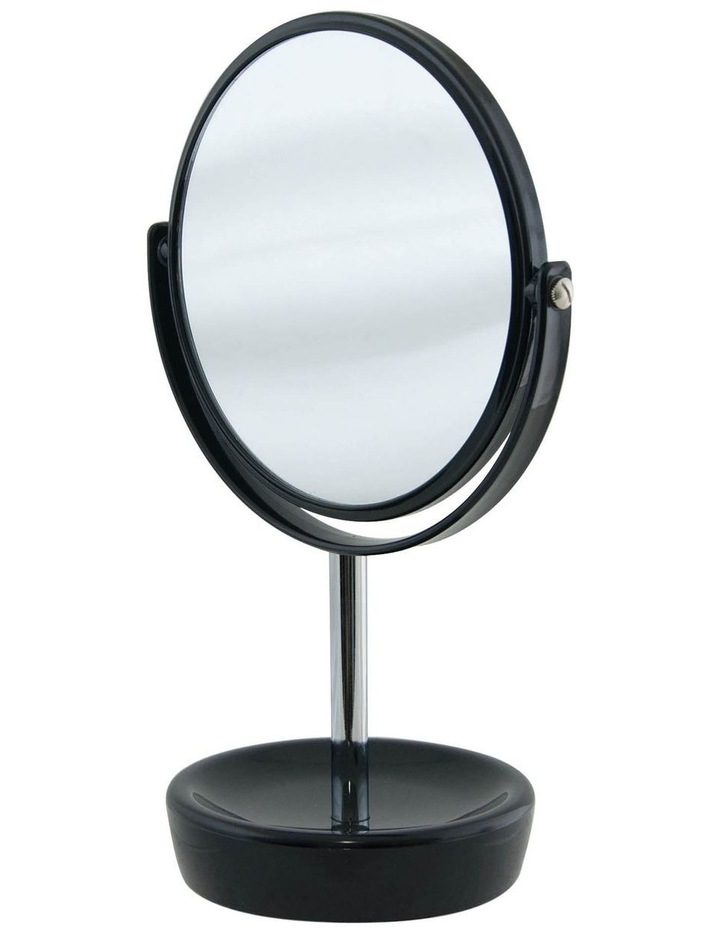 Suds Mirror Double Sided on Base 30cm image 1