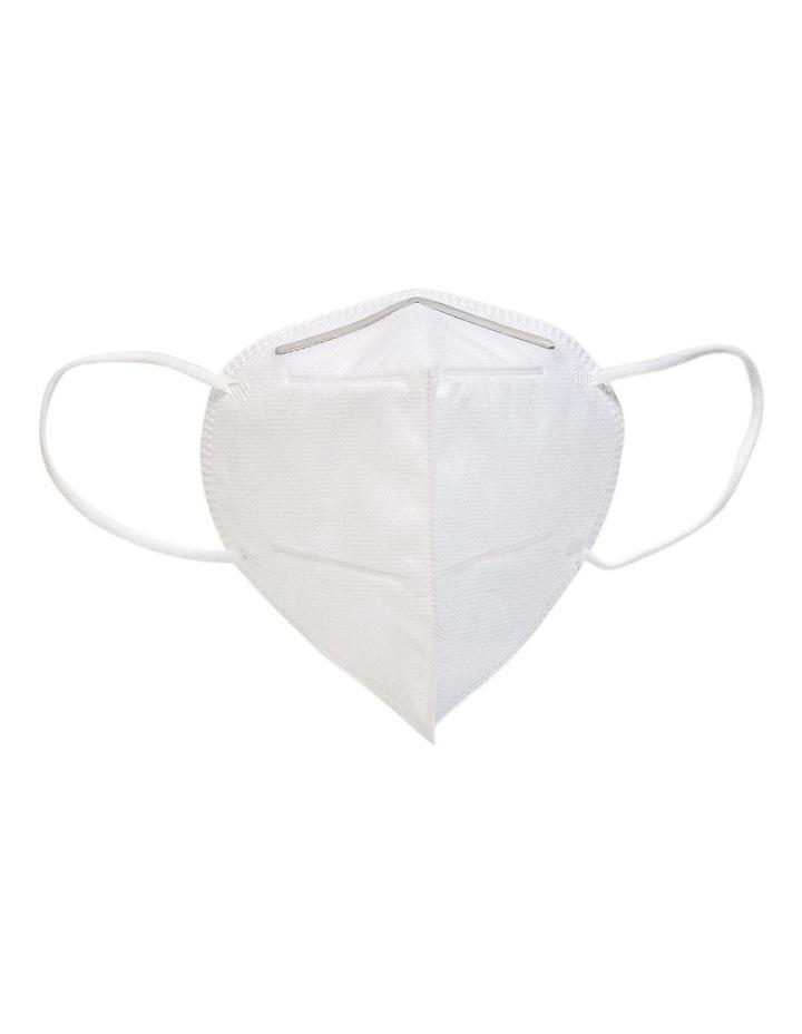 Folding Face Mask-4 Layer Set of 5 KN95 image 1