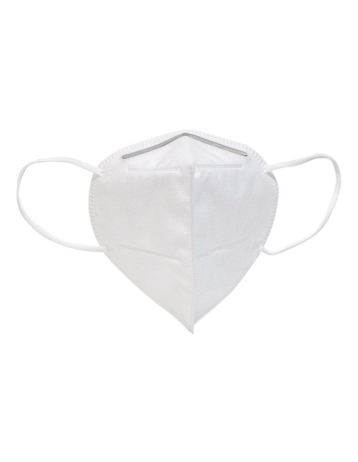 Folding Face Mask-4 Layer Set of 5 KN95 image 2