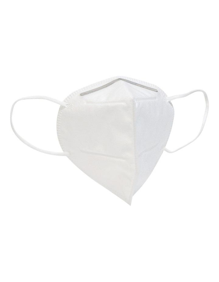 Folding Face Mask-4 Layer Set of 5 KN95 image 3
