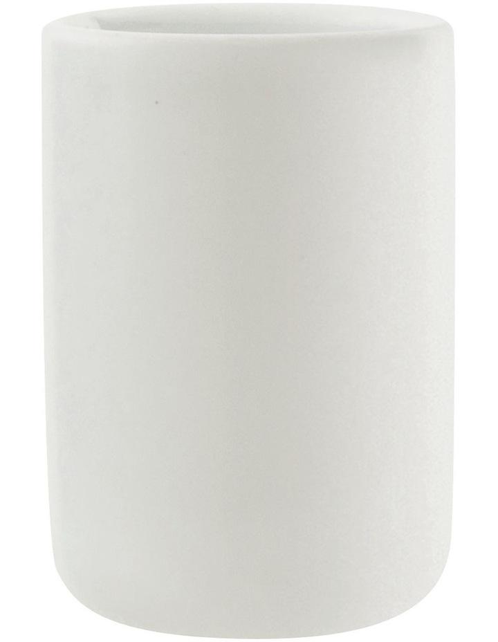 SUDS Toothbrush Tumbler - White image 1