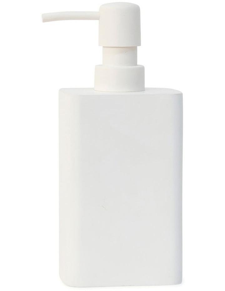 Copenhagen Dispenser - 18cm - White image 1