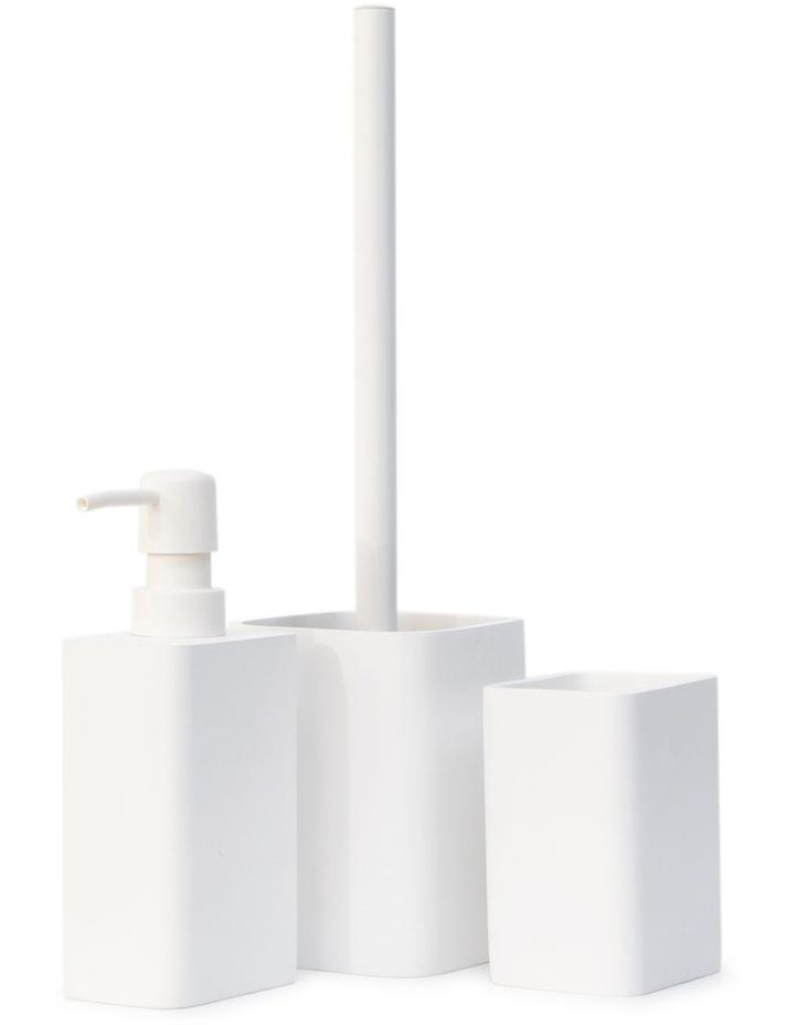 Copenhagen Dispenser - 18cm - White image 3