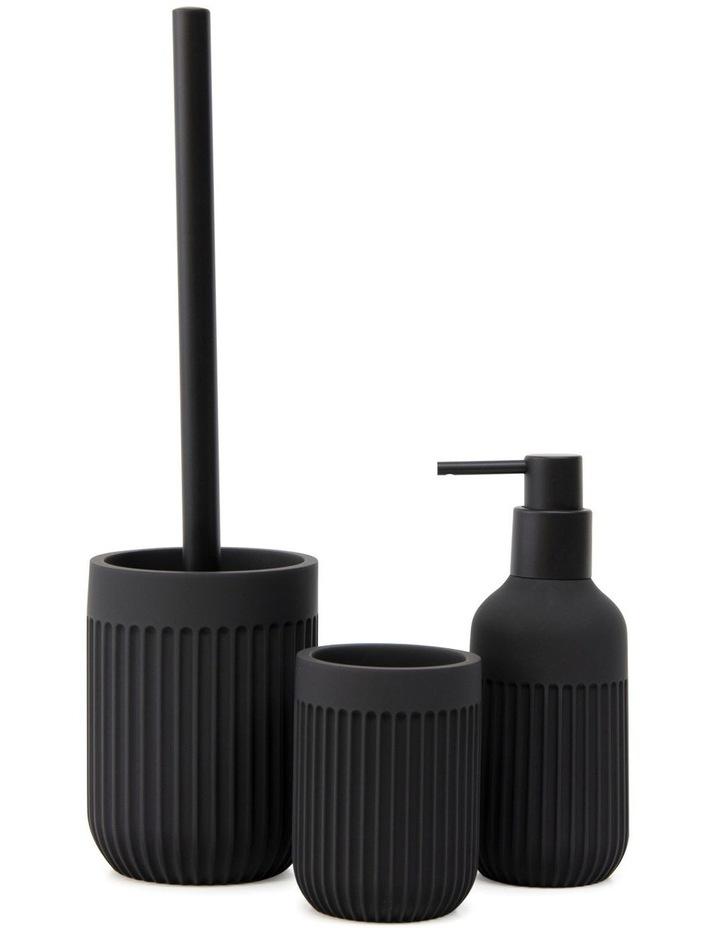 Cult Bathroom Accessories in Black image 1