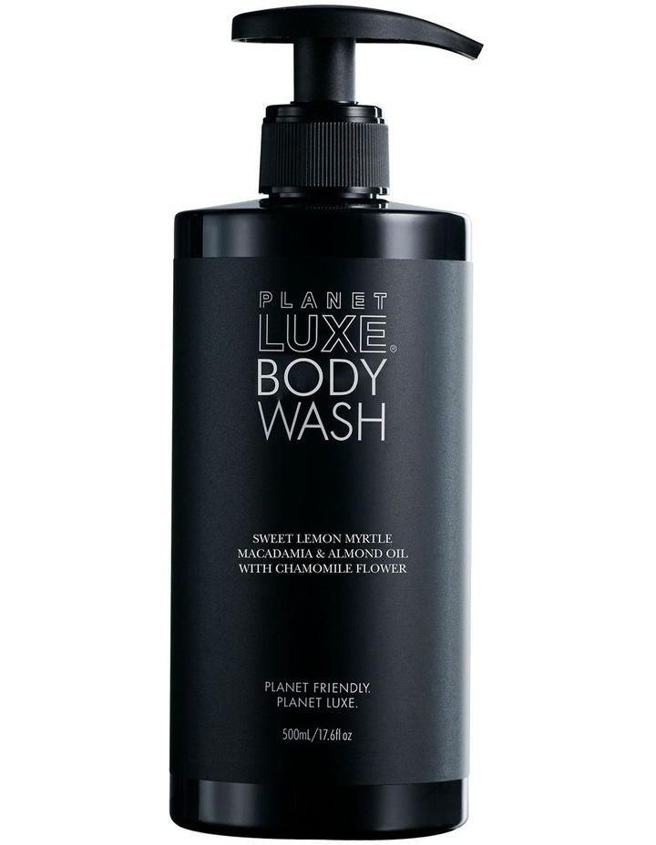 Body Wash in Sweet Lemon Myrtle, Macadamia & Almond Oil with Chamomile Flower image 1