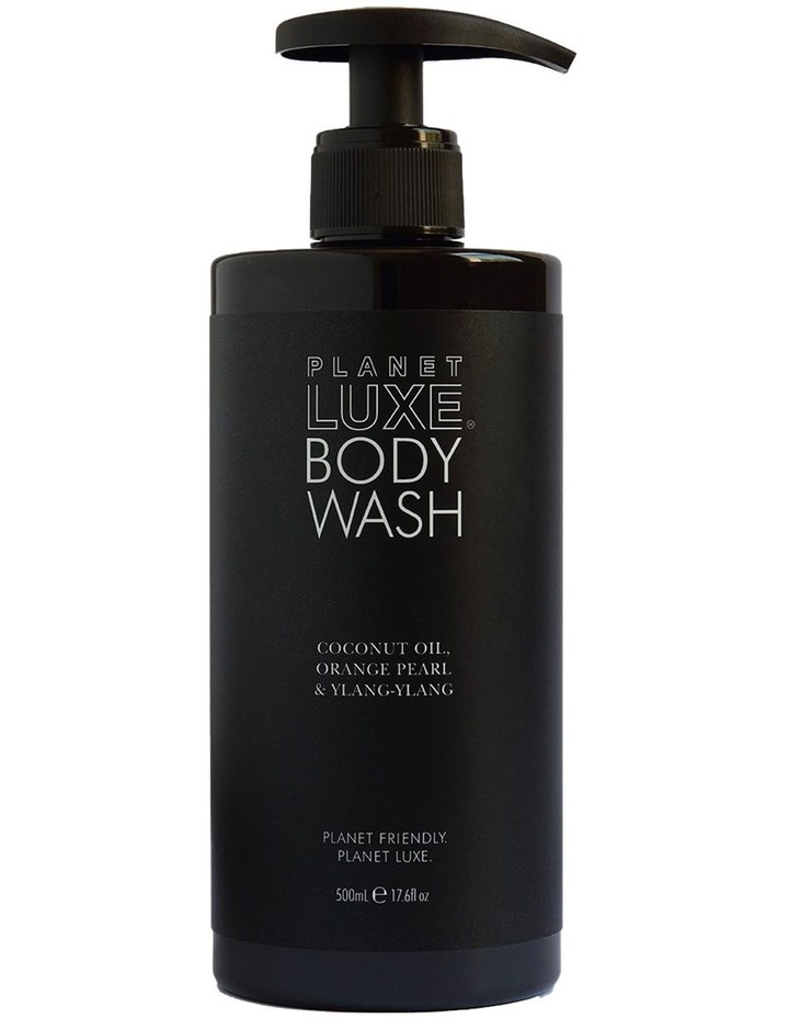 Body Wash in Coconut Oil, Orange Pearl & Ylang Ylang image 1