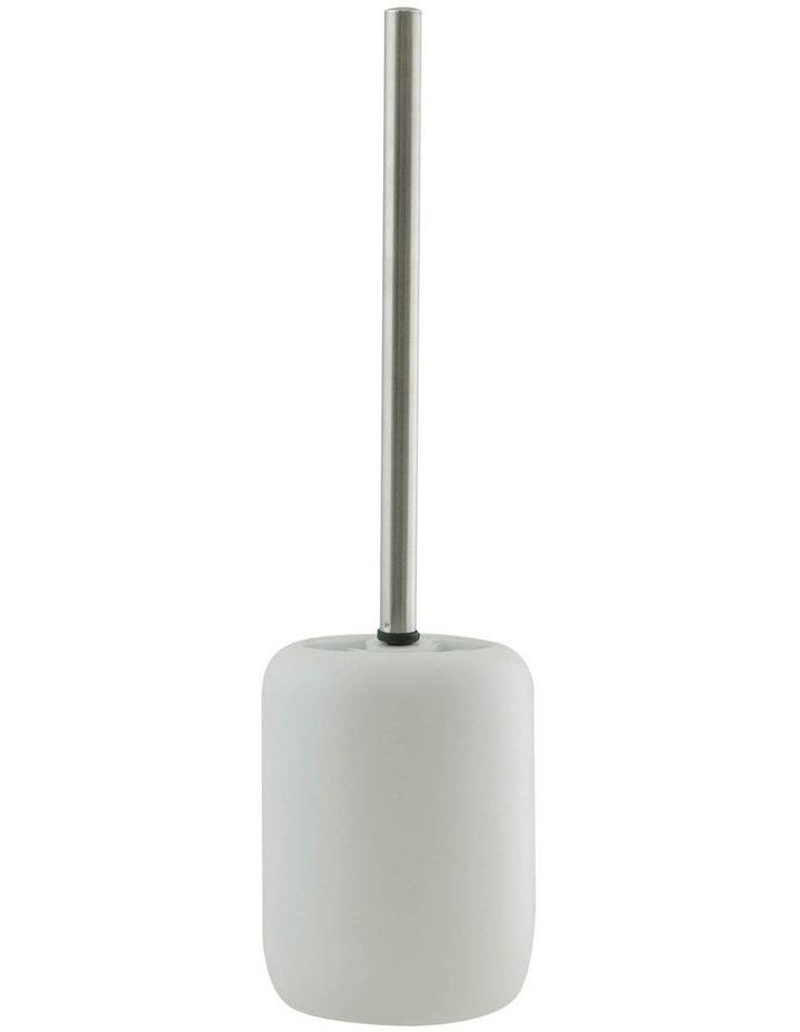 Suds Toilet Brush with Ceramic Holder 39cm image 1