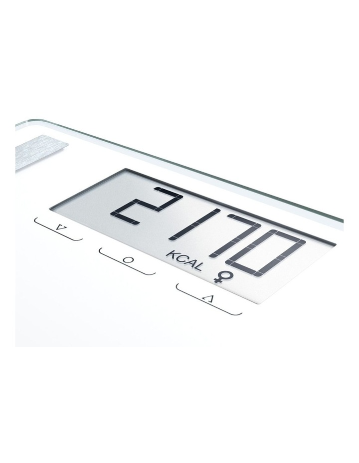 Style Sense Confort 400 Bathroom Scales in White image 3
