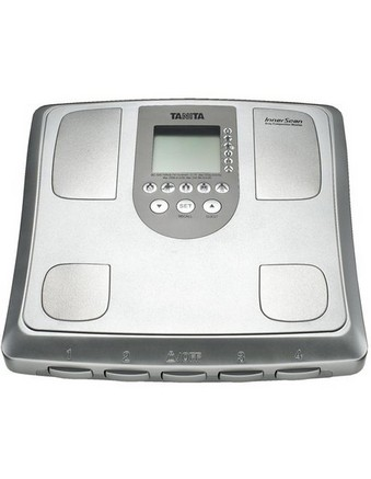 InnerScan Full Body Composition Monitor Bathroom Scales BC-541 image 1