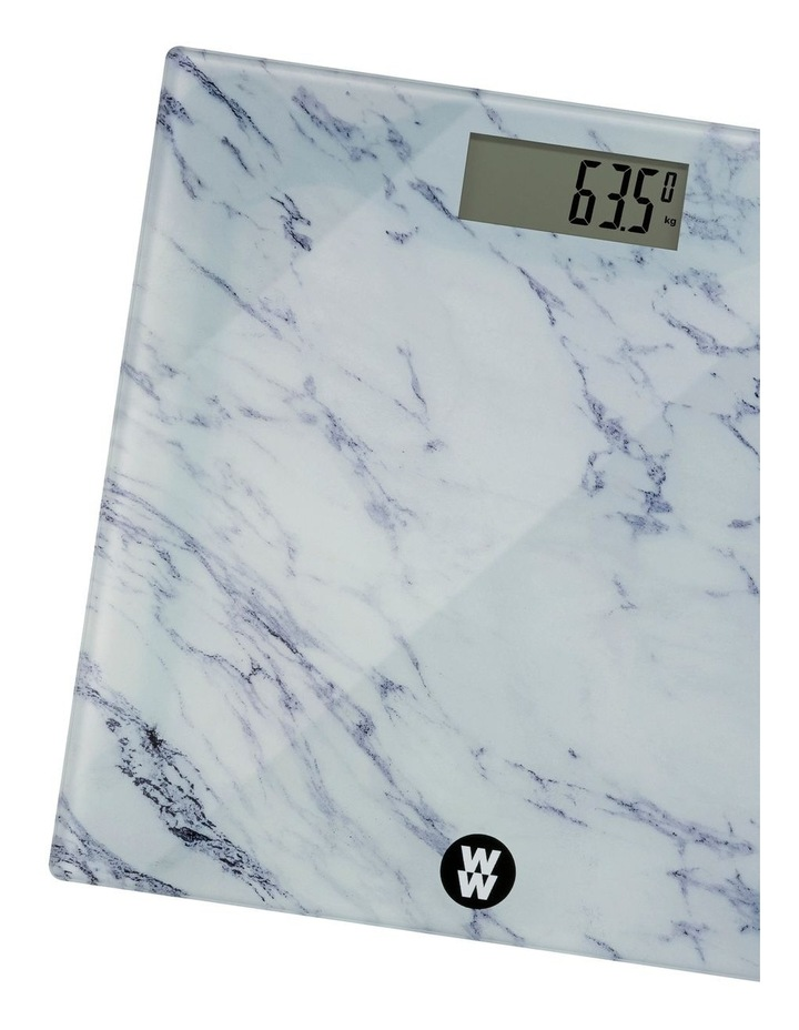 Marble Body Weight Scale: WW8903MA image 3