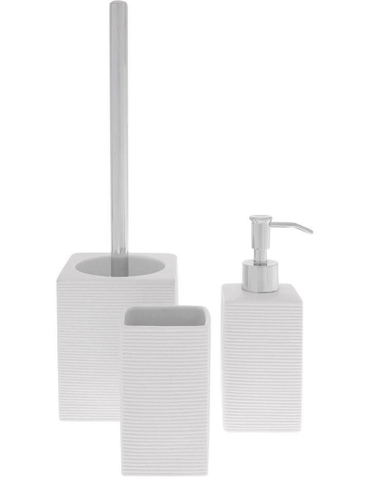 Merewether Stoneware Bathroom Accessories image 2