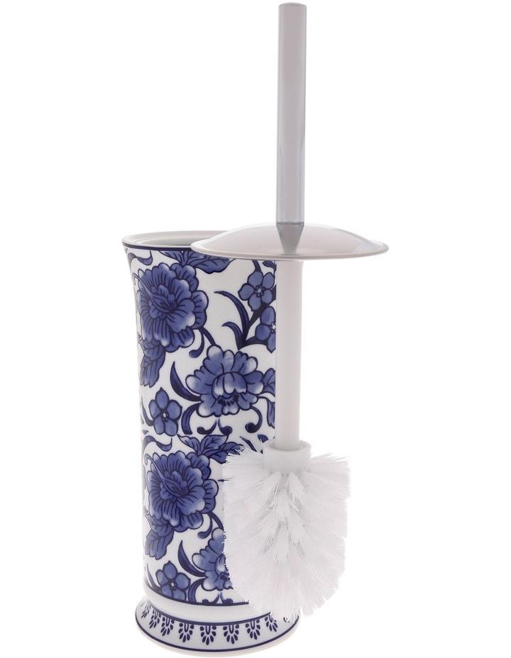 Madeline Lotion Dispenser in White/Blue image 6