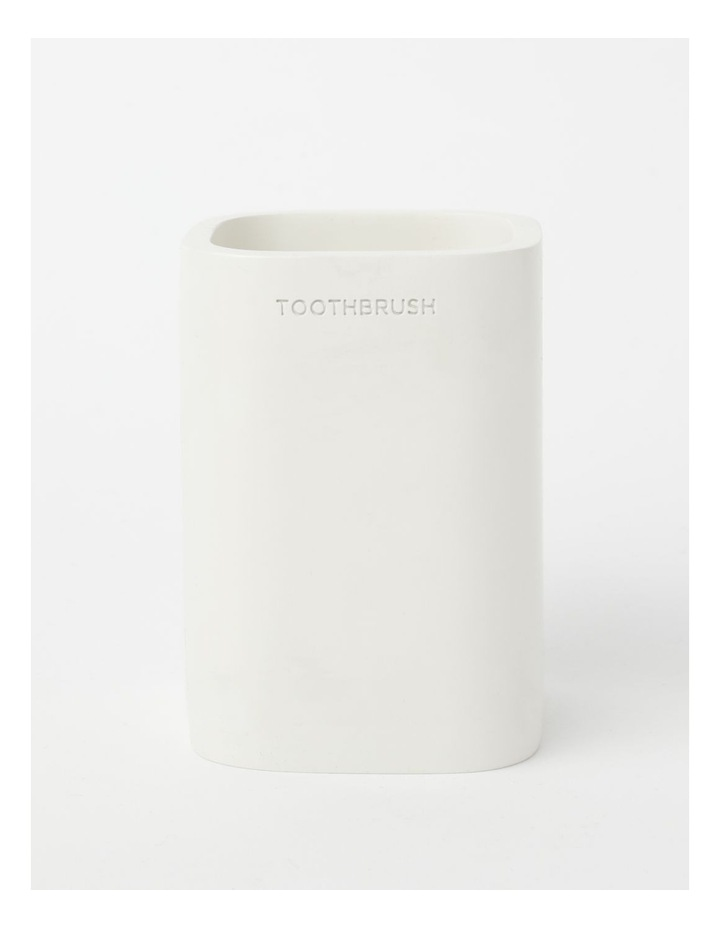 Windsor Bathroom Accessories in White image 3