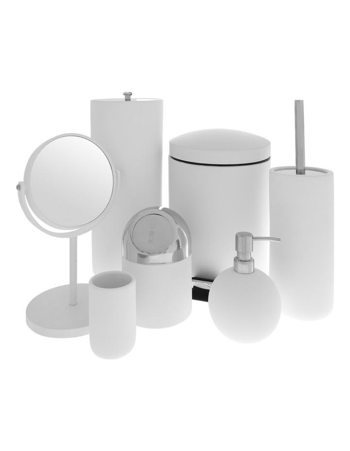 Maine Soft Touch Ceramic Bathroom Accessories image 2