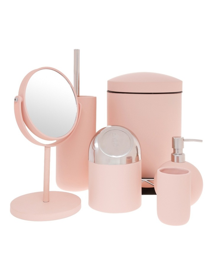 Gentil Vue Maine Soft Touch Ceramic Bathroom Accessories