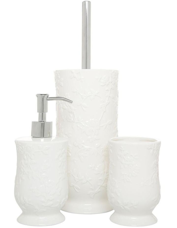 Tempeste Ceramic Bathroom Accessories image 1