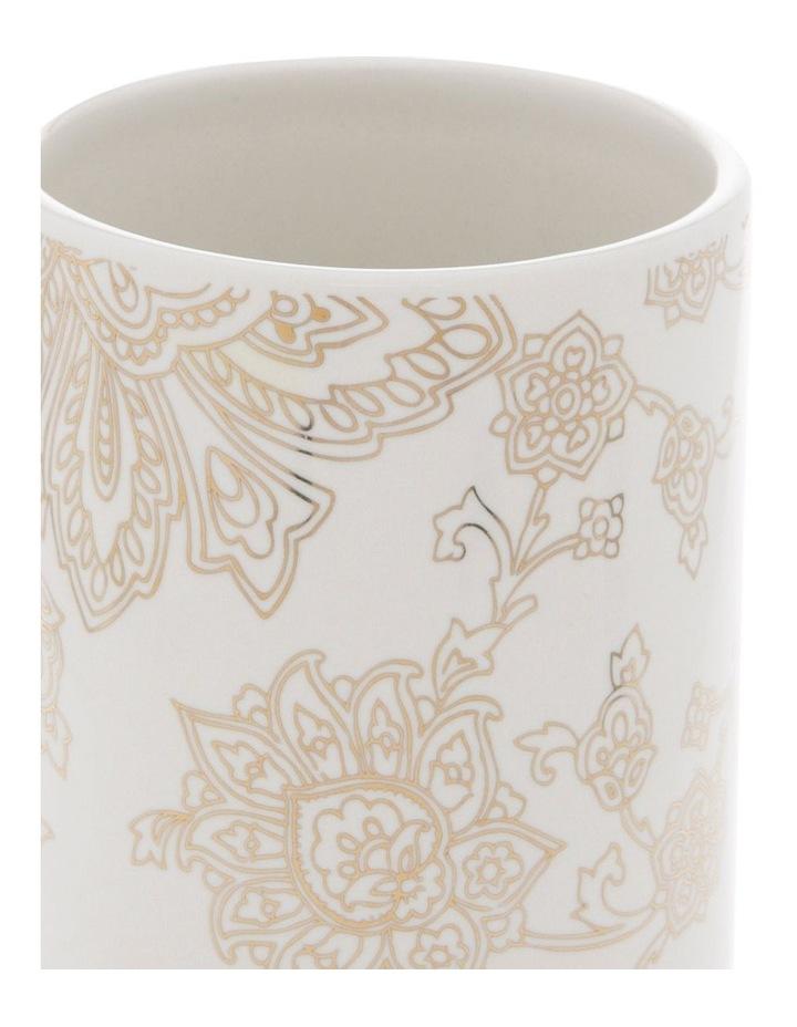 Aris Gold Foil Floral Print Tumbler image 2
