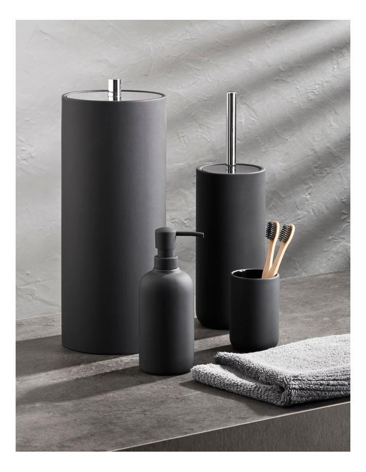 Alma Bathroom Accessory Range in Black image 2