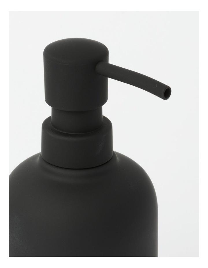 Alma Bathroom Accessory Range in Black image 4