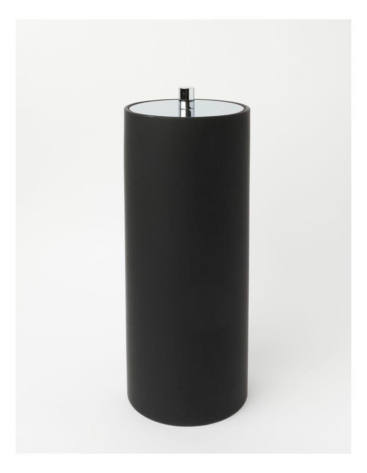 Alma Bathroom Accessory Range in Black image 6