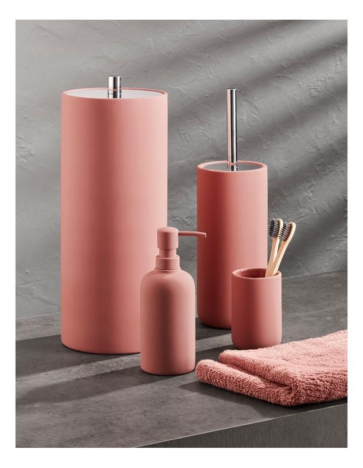 Alma Bathroom Accessory Range in Soft Pink image 2