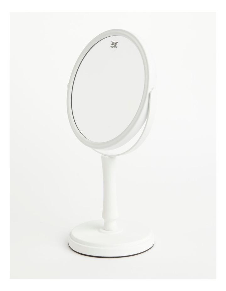 Alma Bathroom Accessories in White image 3