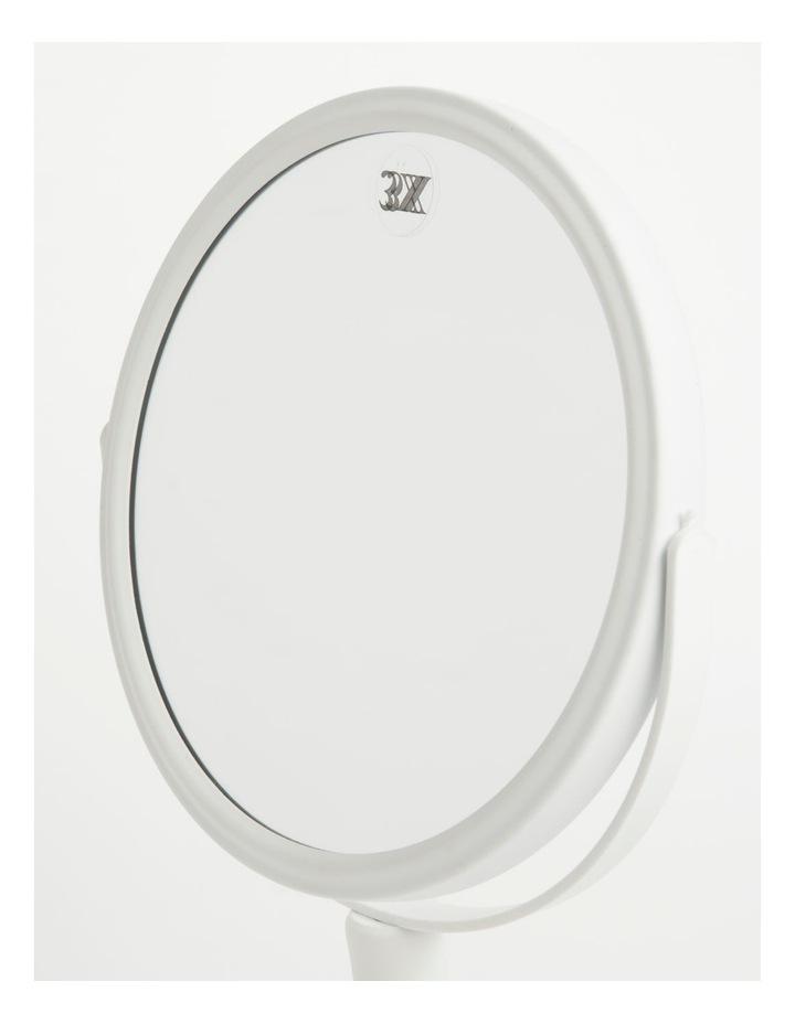Alma Bathroom Accessories in White image 4
