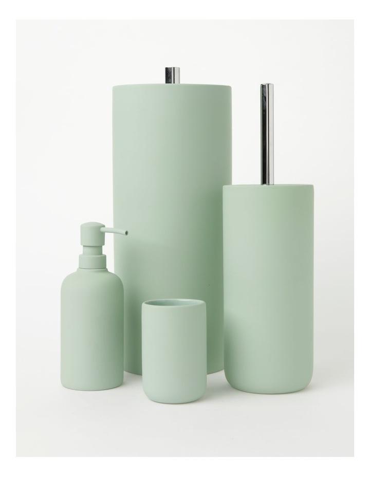 Alma Bathroom Accessories in Sage image 1