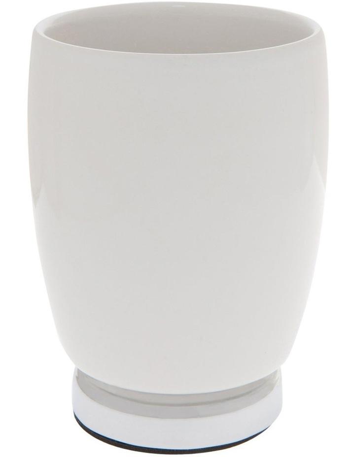 Charmaine Bathroom Accessories in White image 3