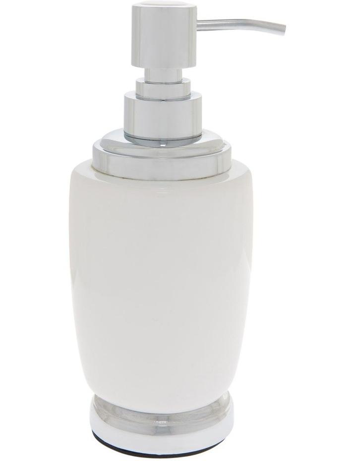 Charmaine Bathroom Accessories in White image 5