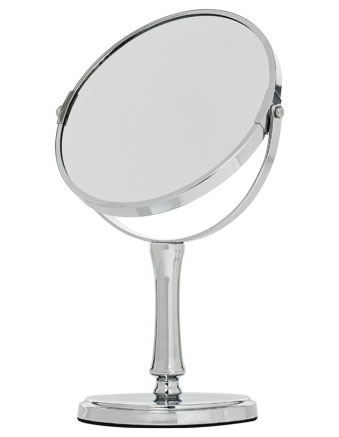 Steel Cosmetic Mirror image 1