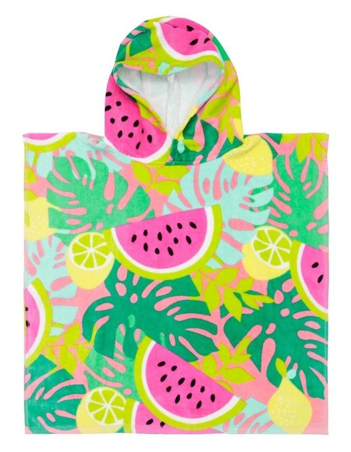 Fruit Salad Beach Poncho image 1
