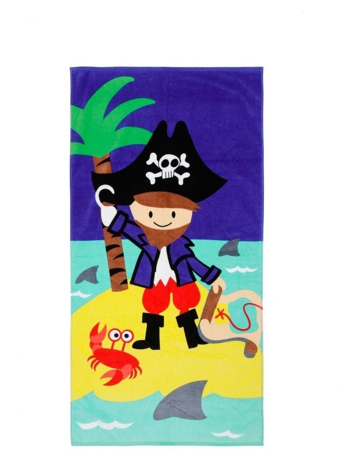 Ahoy Beach Towel image 1