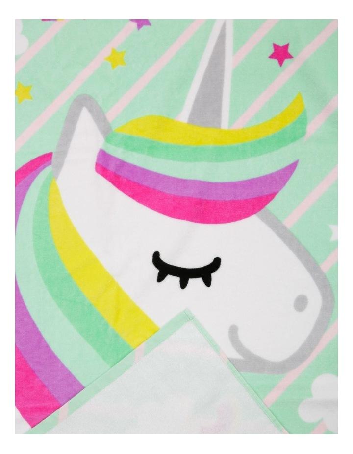 Starburt Unicorn Beach Towel image 2