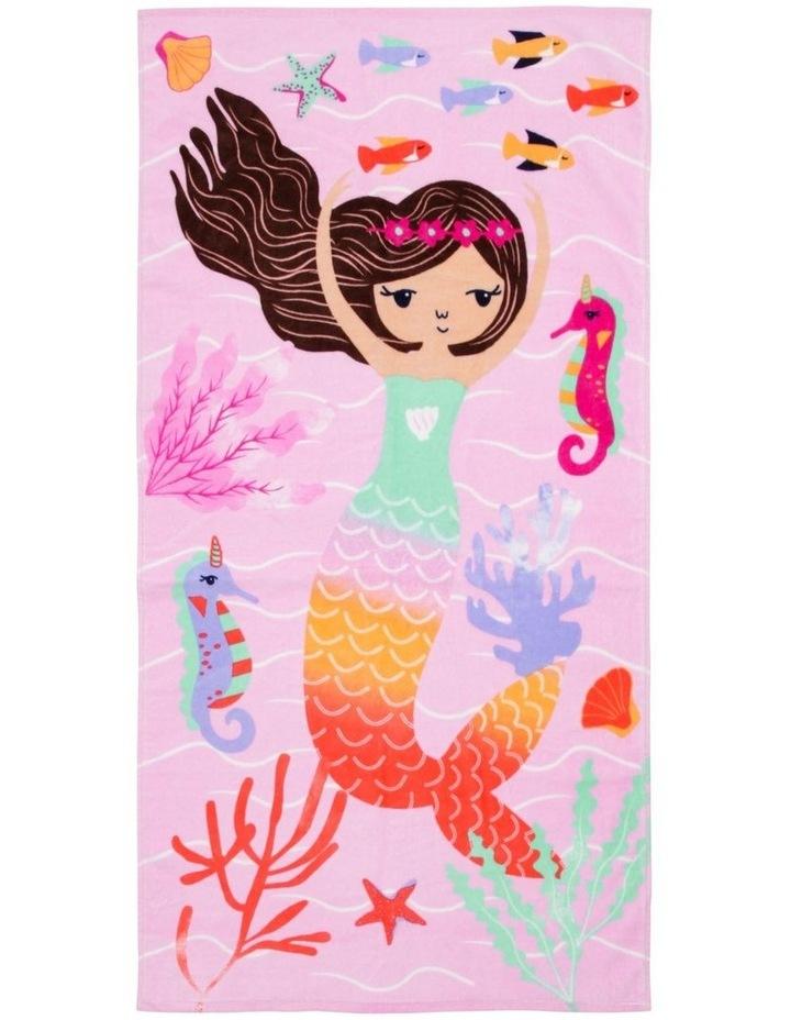 Sea Princess Beach Towel image 1