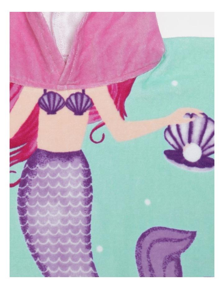 Mermaid Kid's Beach Poncho image 2