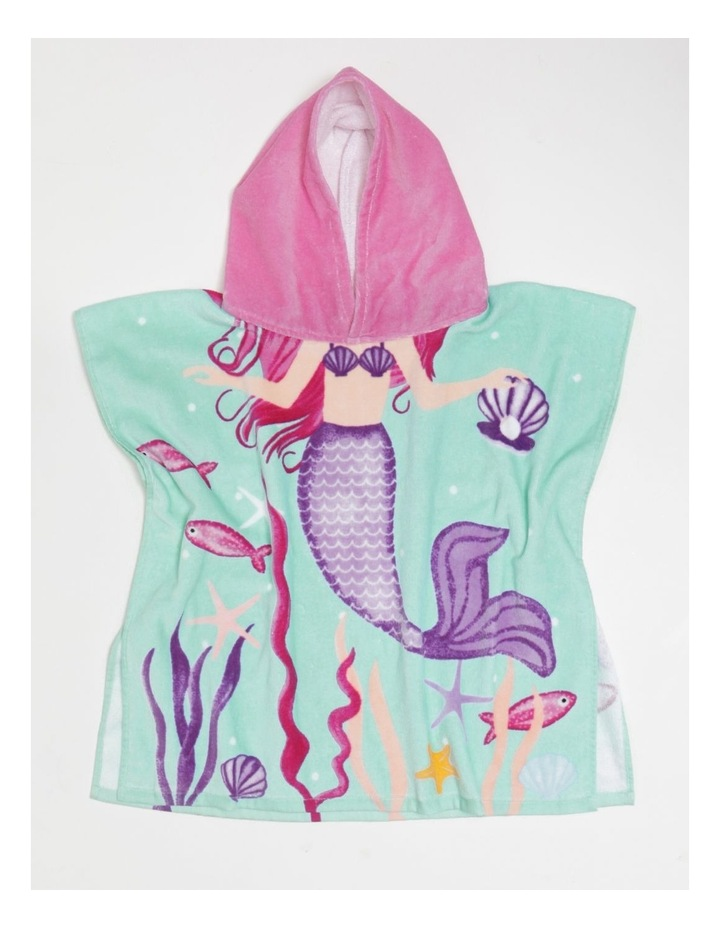 Mermaid Kid's Beach Poncho image 3