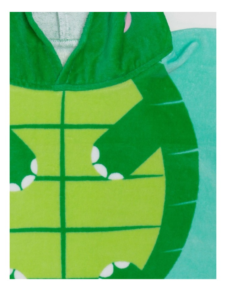 Baby Turtle Toddler Beach Poncho image 2