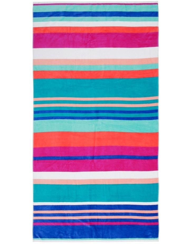 Peninsula Armona Stripe Beach Towel image 1