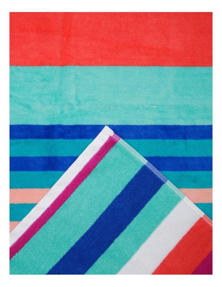 Peninsula Armona Stripe Beach Towel image 2