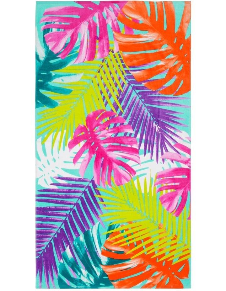 Harbour Galapagos Leaf Beach Towel image 1