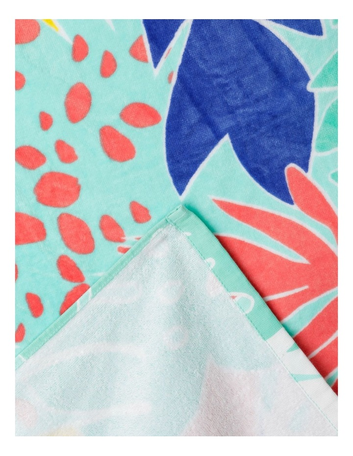 Harbour Sea Palm Beach Towel image 3