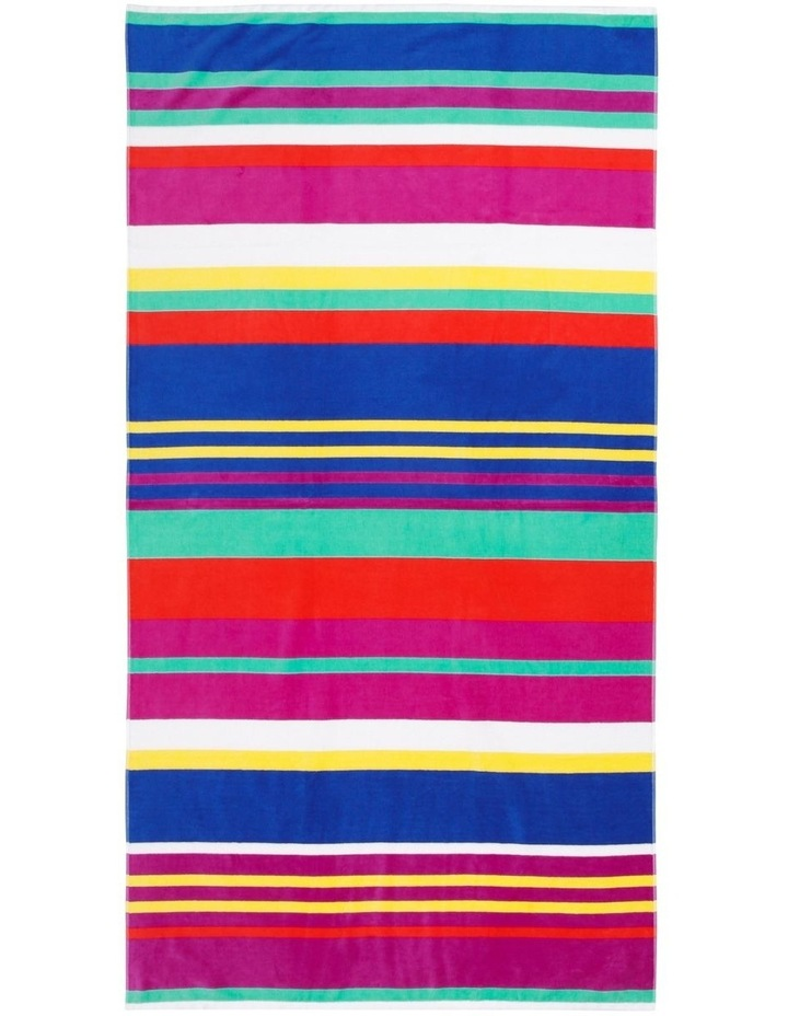 Peninsula Tropicala Beach Towel image 1