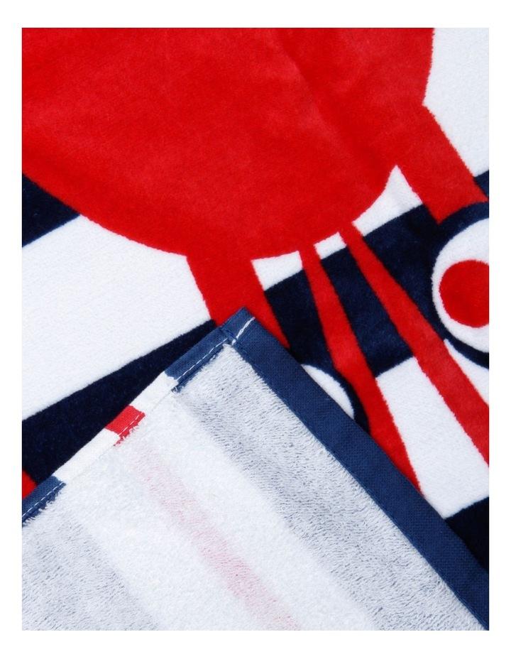 Pinchy Lobster Beach Towel image 2