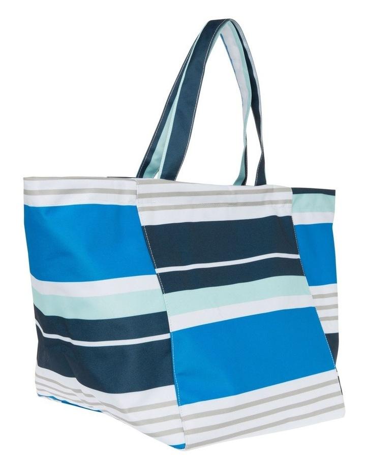 Stripe Tote Bag in Multi image 2