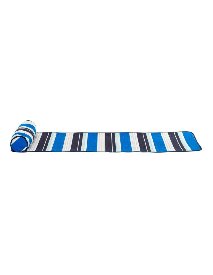 Stripe Roll-Up Mat in Multicolour image 4