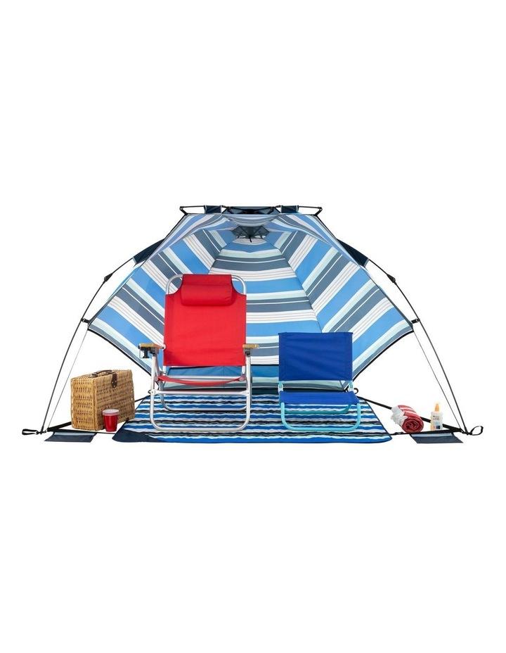 Stripe Sun Shelter in Multicolour image 6